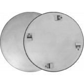Затирочный диск 600мм Стандарт 4 креп.,толщ. 2мм, угол 90°