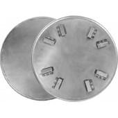 Затирочный диск 980мм Стандарт 8 креп.,толщ. 3мм, угол 45°