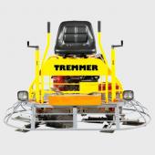 Самоходная двухроторная затирочная машина по бетону Tremmer CRT830