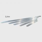 Насадка для виброрейки (лезвия), MCB-8, длина 2.4м (8ft)