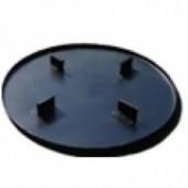 Затирочный диск для для однороторной машины JM600, толщина стали 3,0мм
