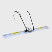 Электрическая виброрейка Dynamic EVS-25 для бетона длина насадки 4,0м